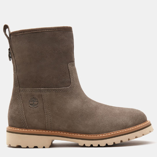 Chamonix Valley Pull-On Boot for Women in Grey | Timberland