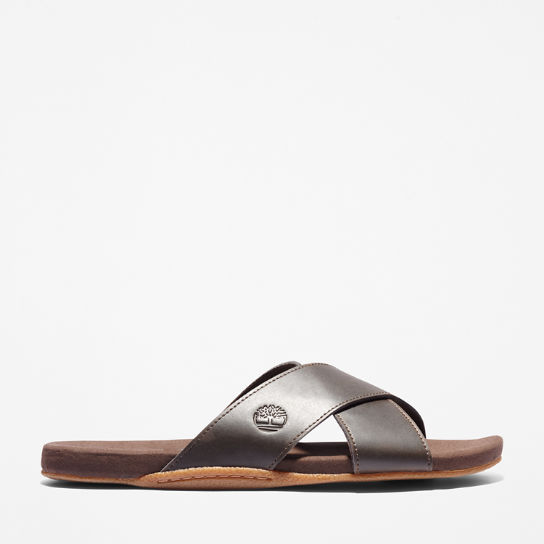 Seaton Bay Sandal for Men in Dark Brown | Timberland