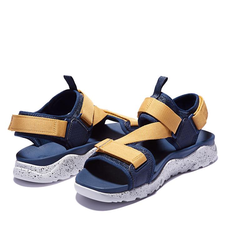 Ripcord Sandal for Men in Navy-