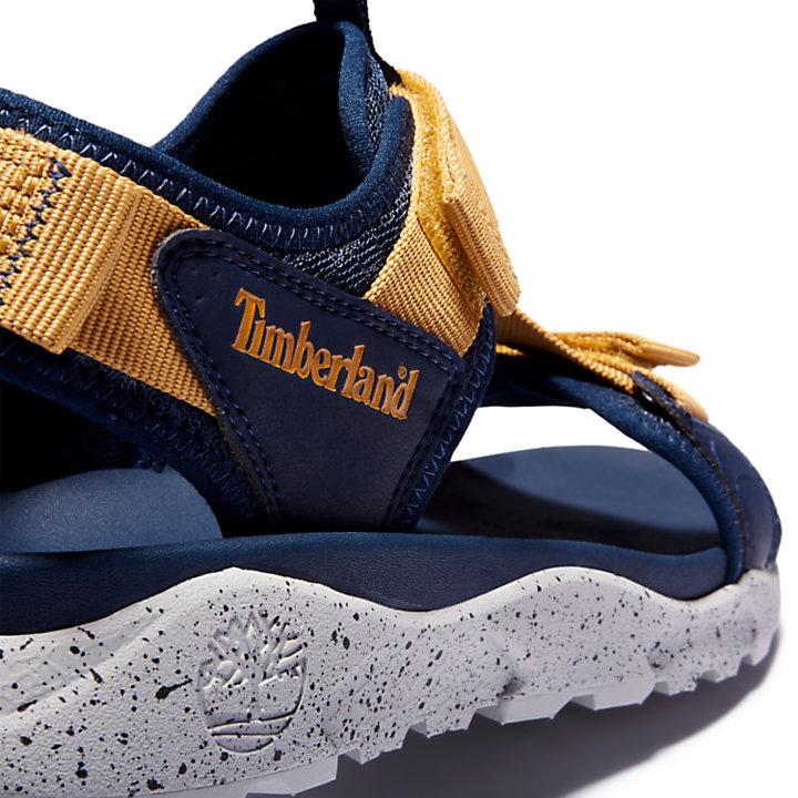 Ripcord Sandale für Herren in Navyblau-
