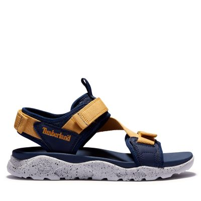 Ripcord+Sandal+for+Men+in+Navy