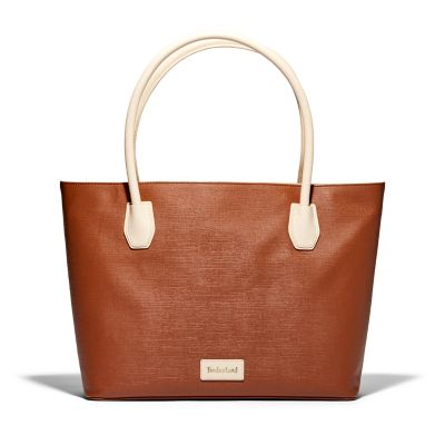 Cabas+New+City+Explorer+pour+femme+en+marron