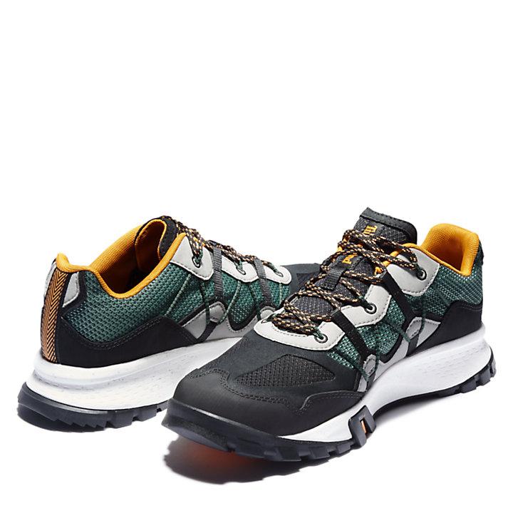 Garrison Trail Outdoor Shoe for Men in Dark Green-