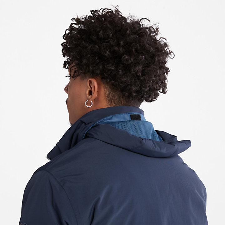 Sailor Bomber Jacket for Men in Navy-