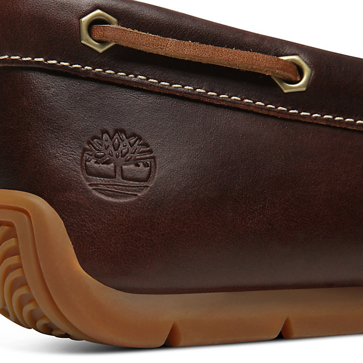 LeMans Gent Mocassin for Men in Brown-