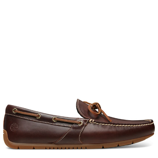 LeMans Gent Mocassin for Men in Brown | Timberland