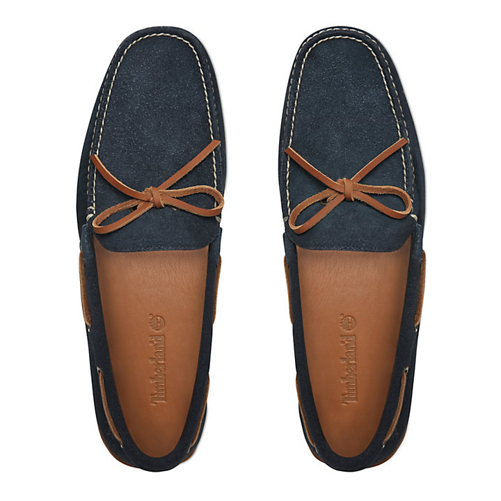 LeMans Gent Mocassin for Men in Navy-