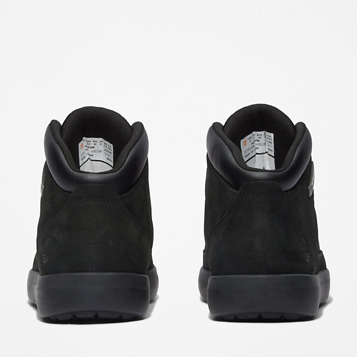 Ashwood Park Hiker for Men in Black-
