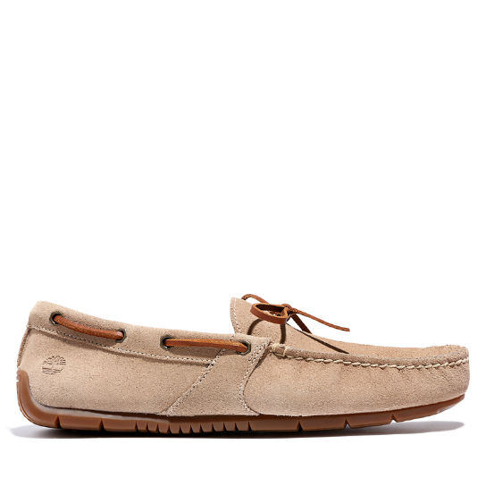 LeMans Gent Mocassin for Men in Beige | Timberland