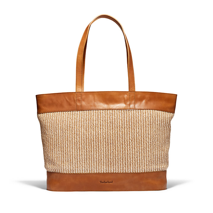 Baycrest Tote Bag in Brown-
