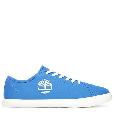 Newport+Bay+Canvas+Oxford+for+Junior+in+Blue