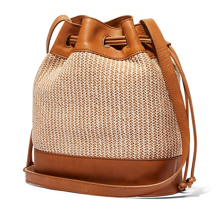 Baycrest Bucket Bag for Women in Brown-
