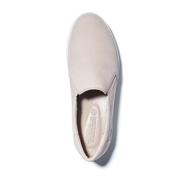 Scarpa Slip-On da Donna Berlin Park in beige-