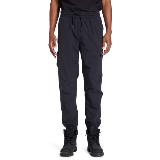 Chinese New Year Tracksuit Bottoms for Men in Black | Timberland