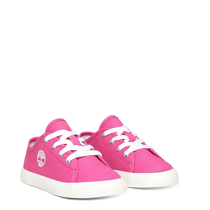 Newport Bay Canvas Oxford for Toddler in Pink-
