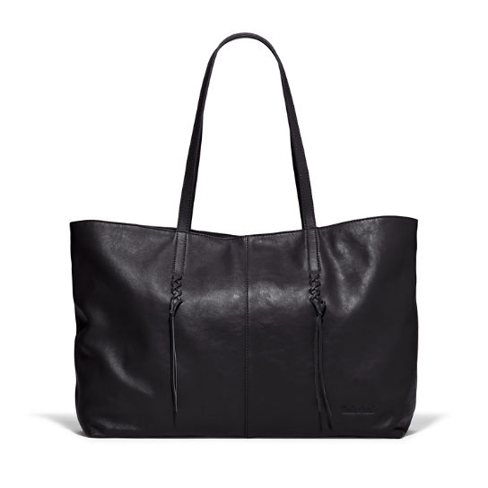 Plum Island Tote Bag in Black | Timberland