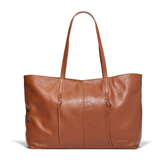 Plum Island Tote Bag in Brown | Timberland