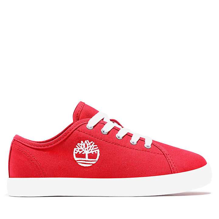 Newport Bay Canvas Oxford for Toddler in Red-