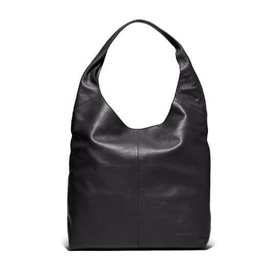 Plum Island Hobo Bag for Women in Black | Timberland