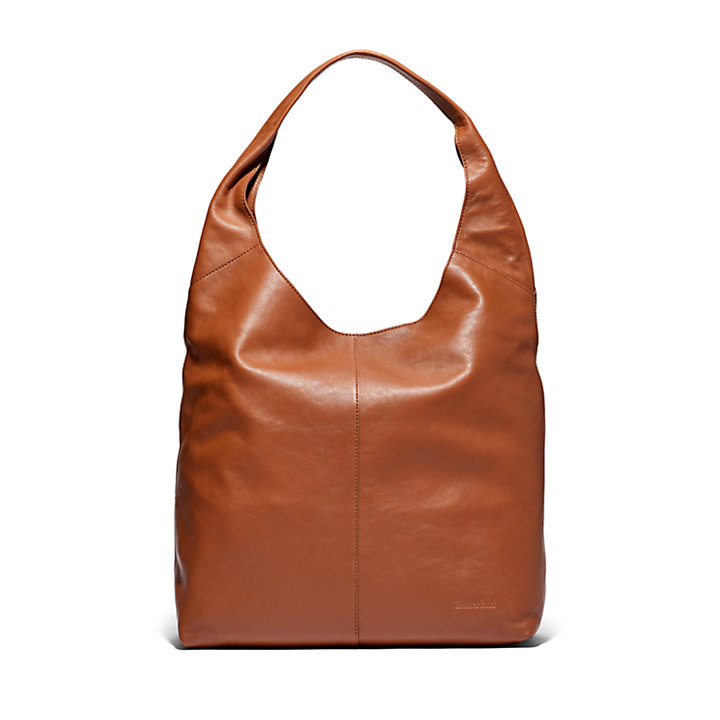 Plum Island Hobo Bag for Women in Brown-
