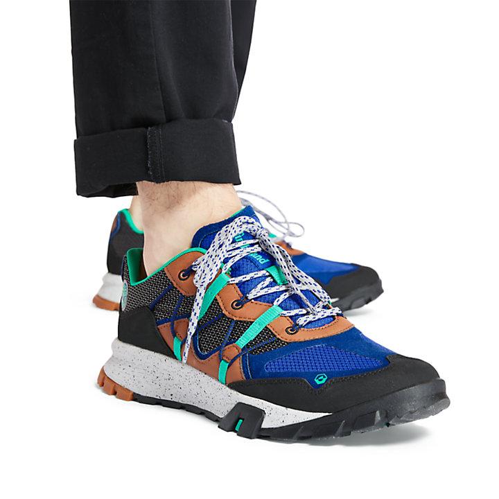 Garrison Trail Outdoor Schuh für Herren in Schwarz/Blau-