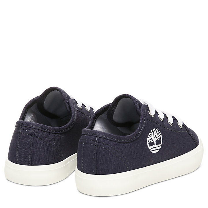 Newport Bay Canvas Oxford for Toddler in Navy-