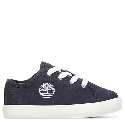 Newport+Bay+Canvas+Oxford+for+Toddler+in+Navy