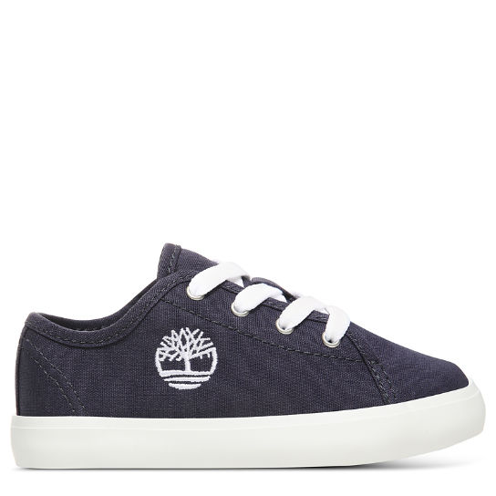 Newport Bay Canvas Oxford for Toddler in Navy | Timberland