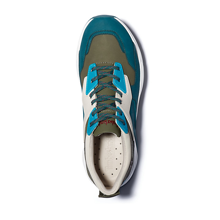 Delphiville Sneaker for Women in Teal-