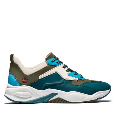 Delphiville+Sneaker+for+Women+in+Teal