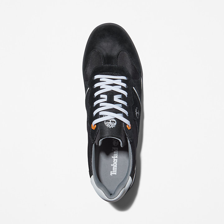 Miami Coast Sneaker for Men in Black-
