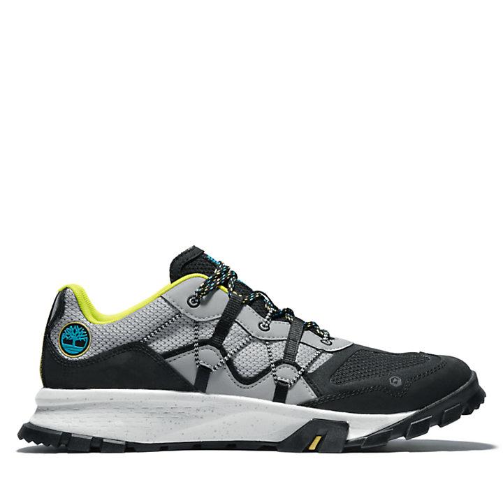 Garrison Hiking Sneaker for Men in Grey-