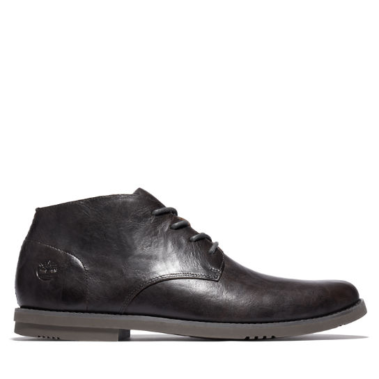 Yorkdale Chukka for Men in Black | Timberland