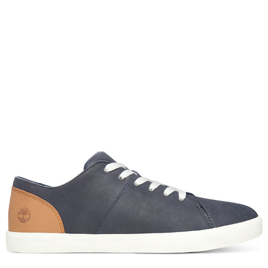 Newport Bay Leather Oxford for Junior in Navy | Timberland