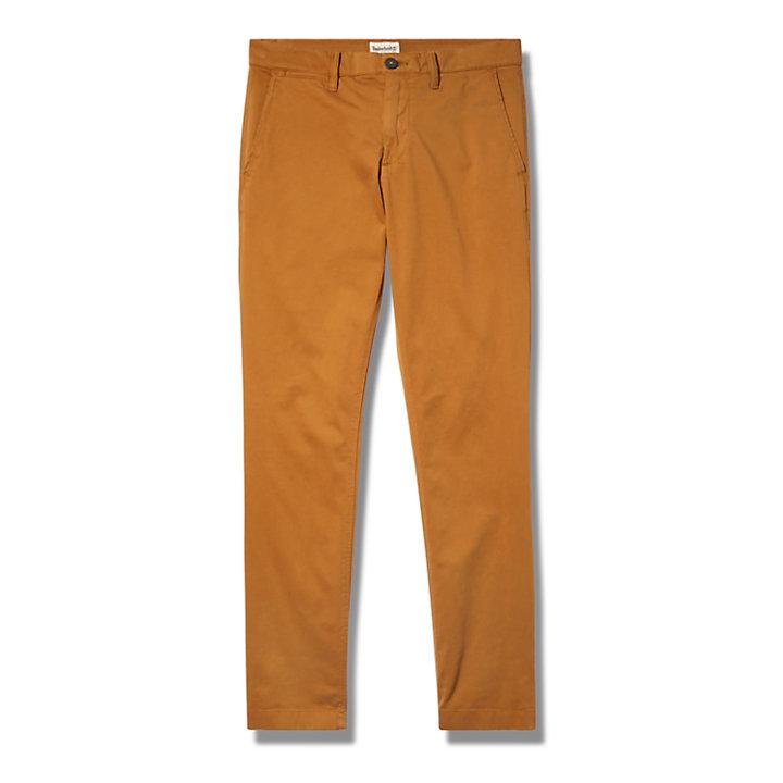 Chino Sargent Lake pour homme en marron-