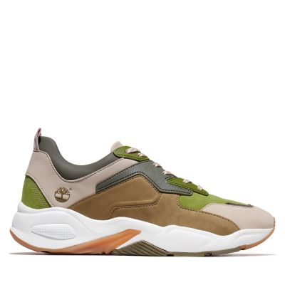 Delphiville+Sneaker+for+Women+in+Green
