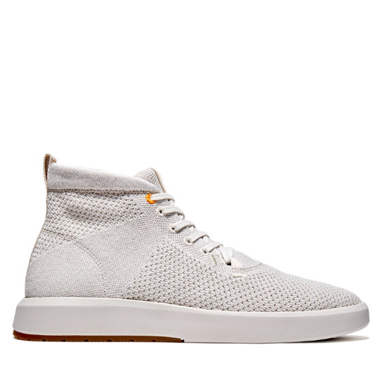 TrueCloud™ EK+ Chukka for Men in Light Grey | Timberland