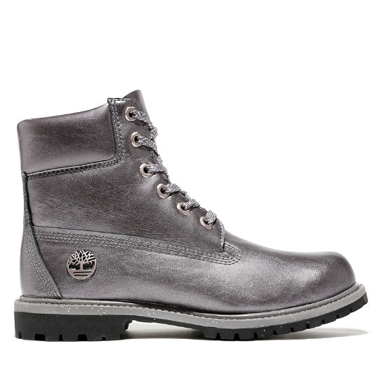 6 Inch Premium Boot for Women in Grey | Timberland