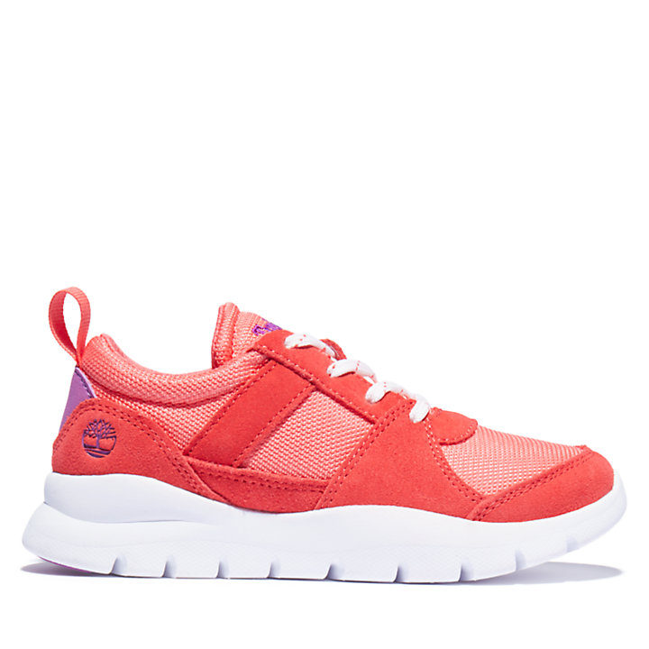 Boroughs Project Sneaker for Junior in Red-