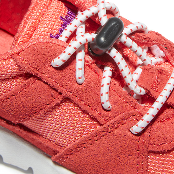 Boroughs Project Sneaker for Toddler in Red-