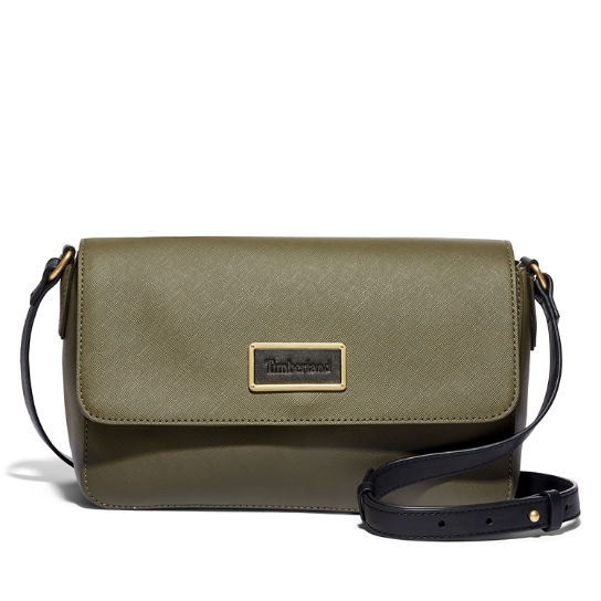 New City Explorer Flap Handbag in Greige | Timberland