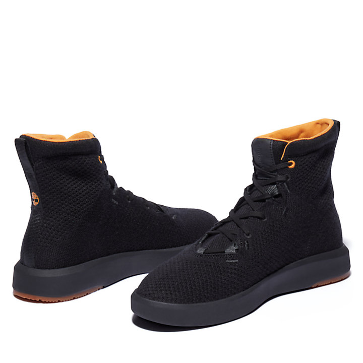 TrueCloud™ EK+ Sneaker Boot for Men in Black-