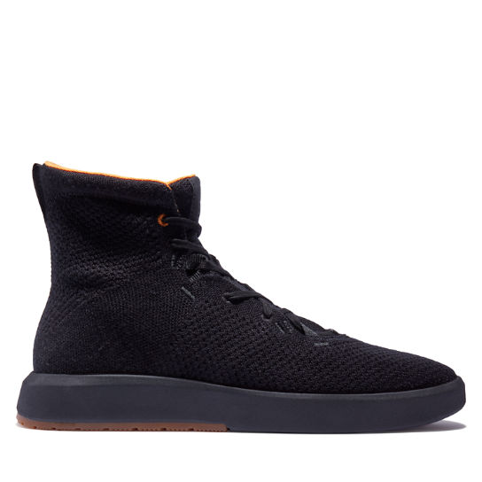 TrueCloud™ EK+ Sneaker Boot for Men in Black | Timberland