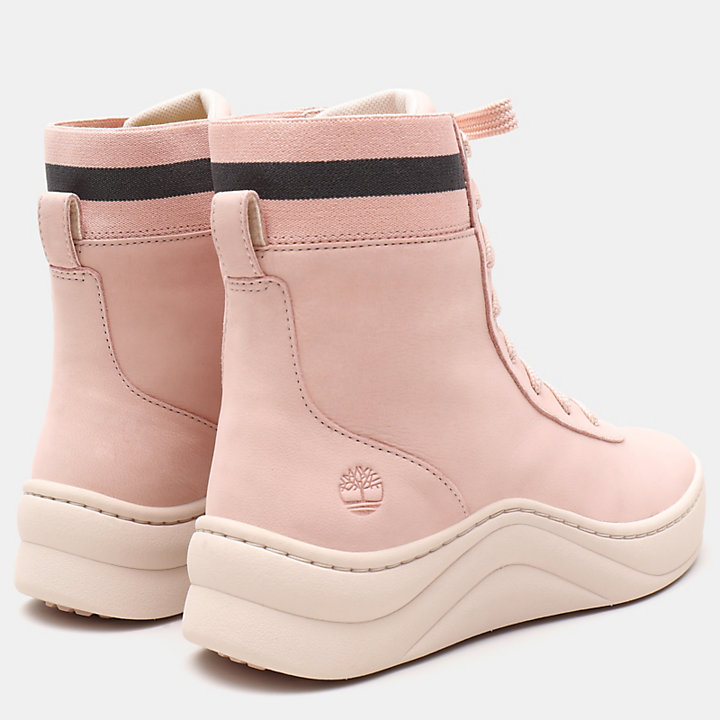 Ruby Ann High Tops voor Dames in roze-