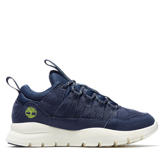 Boroughs Project Sneaker for Youth in Navy | Timberland