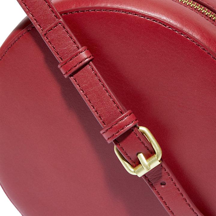 Sac à bandoulière Rosecliff pour femme en rouge-
