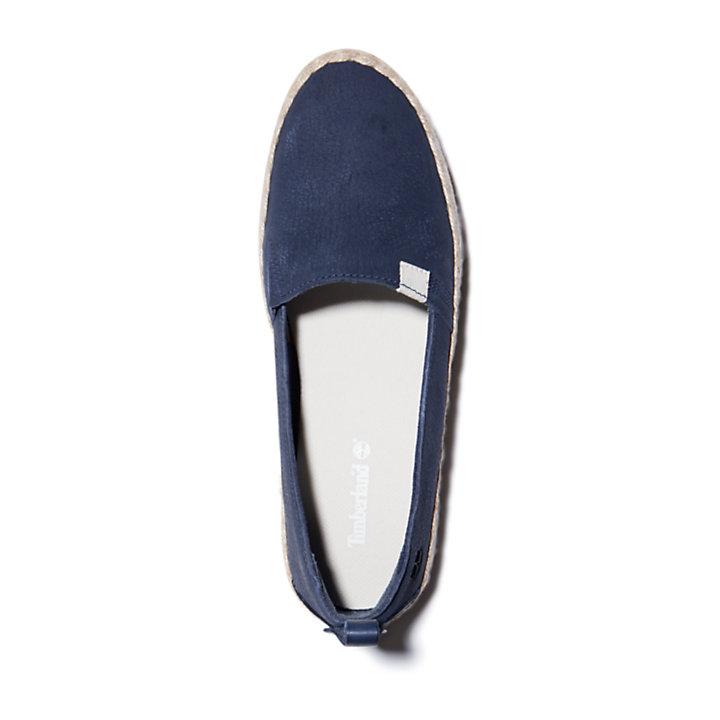 Barcelona Bay Slip-on Shoe for Women in Navy-