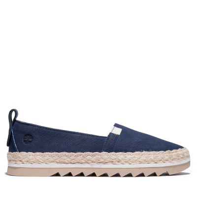 Barcelona+Bay+Slip-on+Schuh+f%C3%BCr+Damen+in+Navyblau
