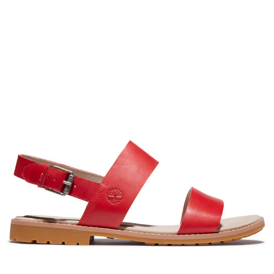 Chicago Riverside Sandal for Women in Red | Timberland