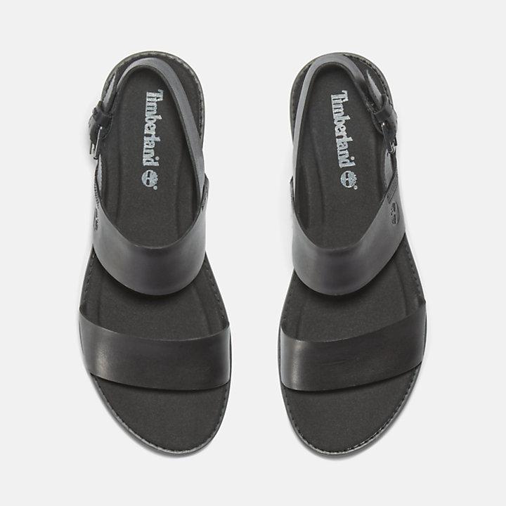 Chicago Riverside Sandal for Women in Black-